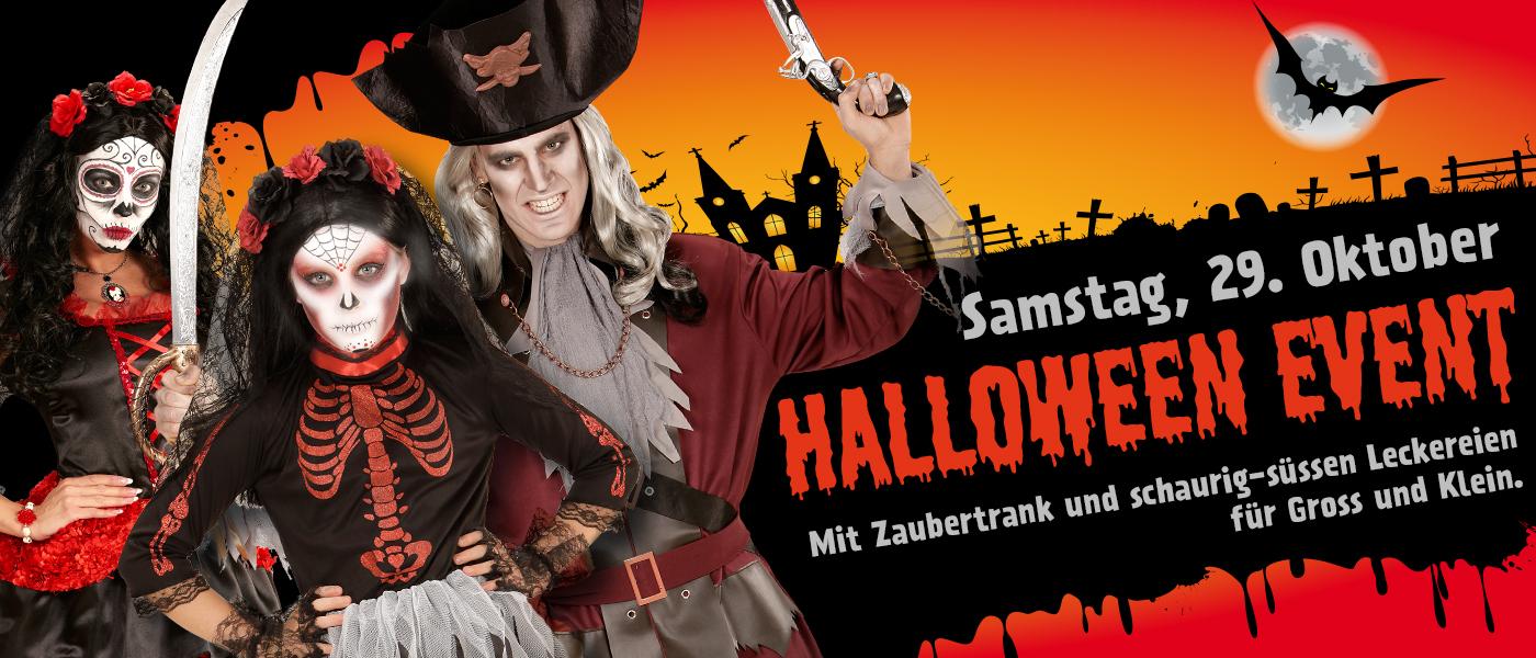 Halloween-Event 29.10.D
